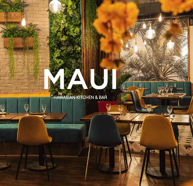 MAUI – finest hawasian kitchen